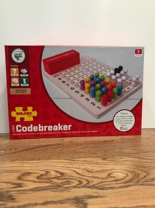BigJigs: Codebreaker Game