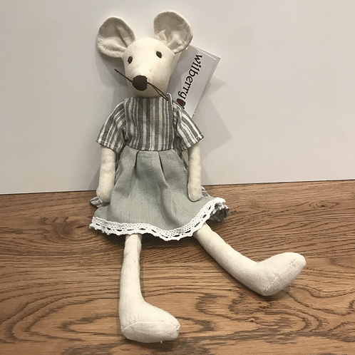 Wilberry: Mouse Striped Dress