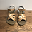 Thumbnail: Salt Water: Swimmer - Rose Gold Sandals