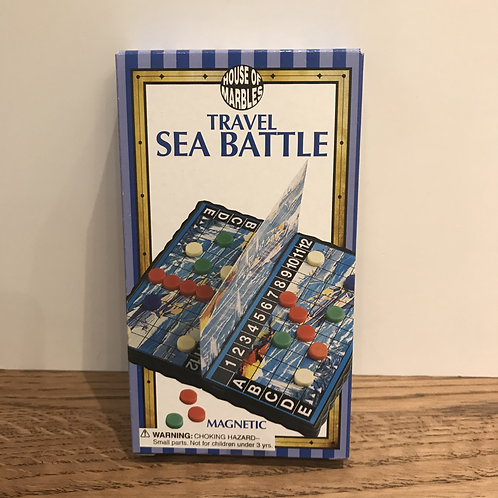 House of Marbles: Travel Sea Battle