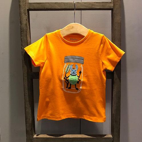 Hatley: M11300 - Orange Bug T-Shirt