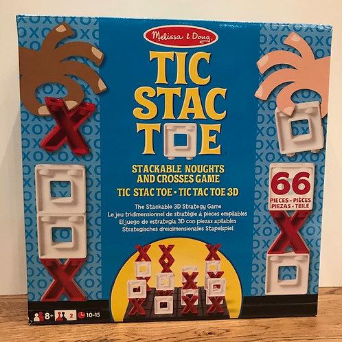 Melissa & Doug: Tic Stac Toe