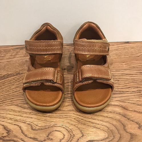 Bobux: Driftwood - iWalk Caramel Sandals
