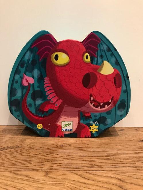 Djeco: Edmond Dragon Puzzle