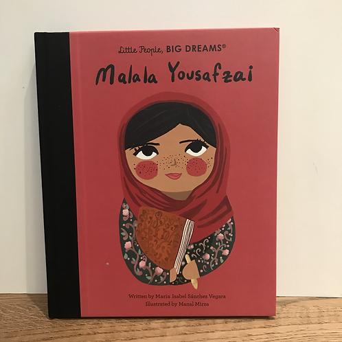 Little People Big Dreams: Malala Yousafzai Book