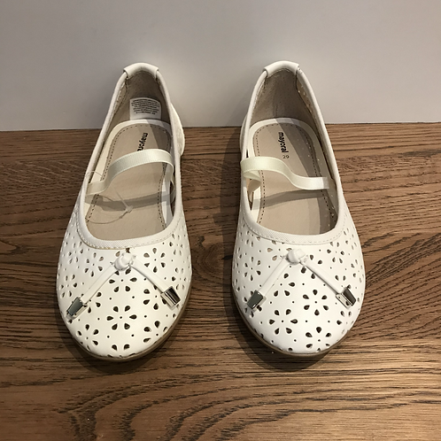 Mayoral: Party Shoes - White