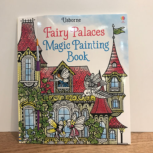 Magic Painting Book Fairy Palaces