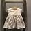 Thumbnail: Mayoral: 1812 - White/ Beige Spot Dress