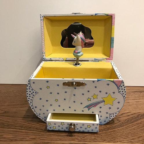 DJECO: Musical Jewellery Box (Unicorn Dream)