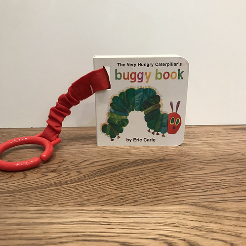 The Very Hungry Caterpillar: Buggy Book