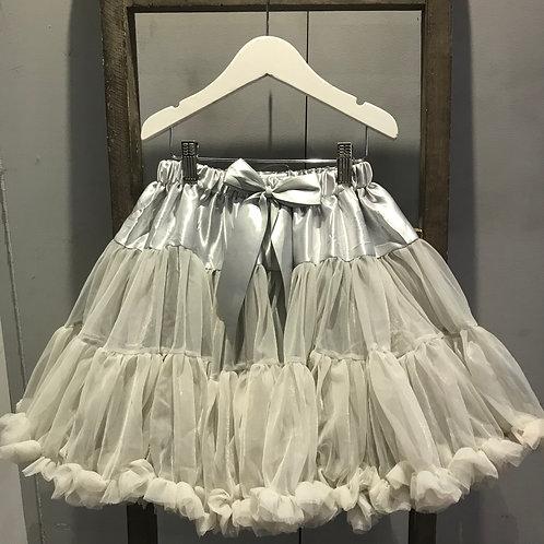 Petti Skirt - Grey