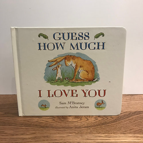 I Love You - Book