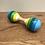 Thumbnail: BigJigs: Maraca (Stripe)