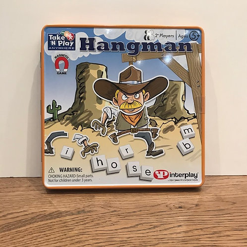 Interplay: Hangman Game