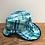 Thumbnail: Sterntaler: Summer Hat (Green/Navy)