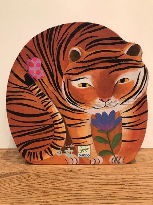 Djeco: Tiger Puzzle