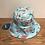 Thumbnail: Hatley: Reversible Mermaid Bucket Hat