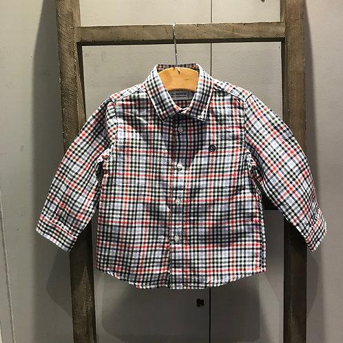 Mayoral: Check Shirt