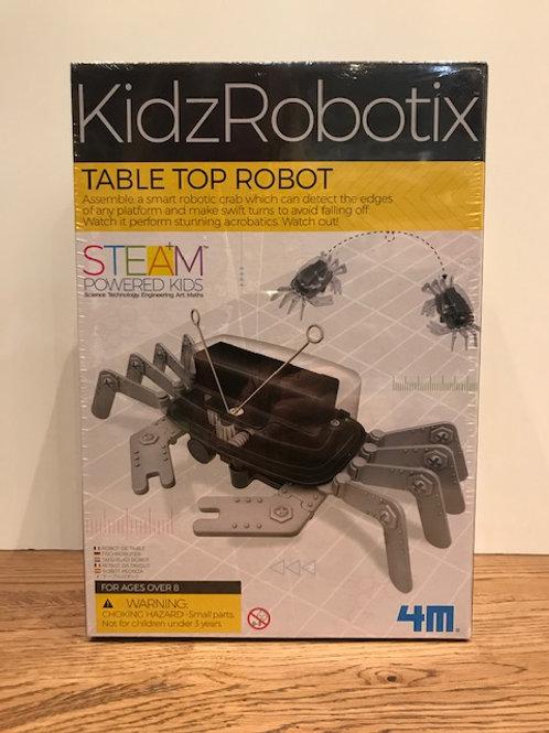 KidzRobotix: TableTop Robot