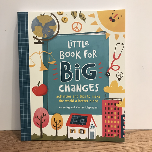 Ng and Liepmann: Little Book for Big Changes