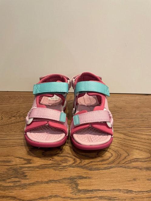 Geox: J Borealis: Fuchsia Pink Sandals