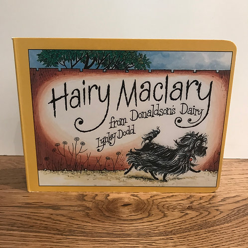 Hairy Maclary Book