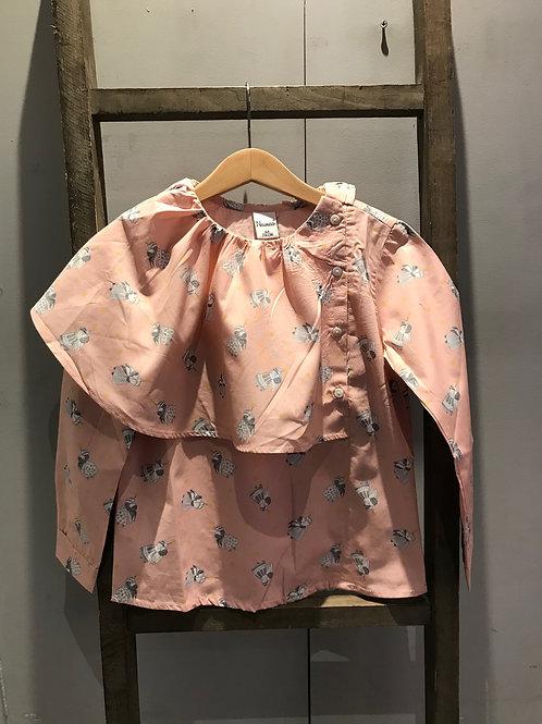 Newness: Pink Blouse