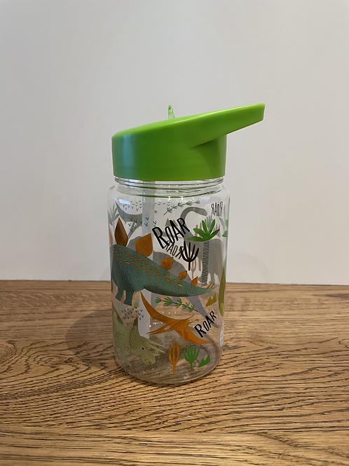 Floss & Rock: Dinosaur Water Bottle