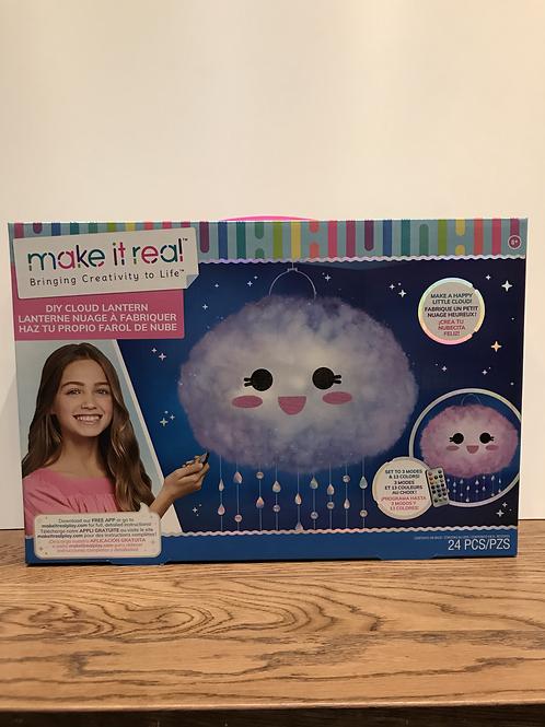Make It Real: DIY Cloud Lantern