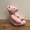 Thumbnail: Wilberry: Pink Knitted Bear