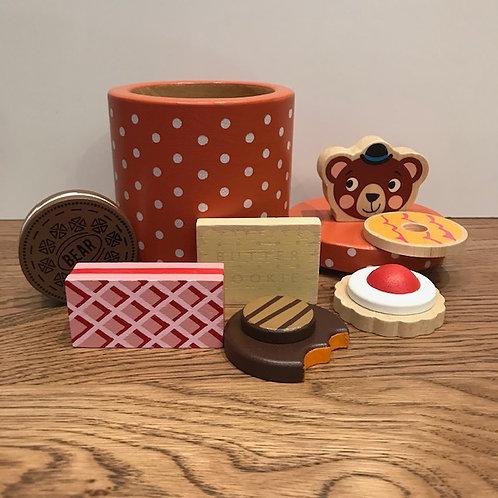 Tender Leaf: Biscuit Jar