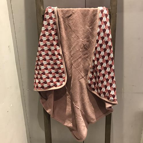 Sense Organics: Baby Blanket (Mauve)