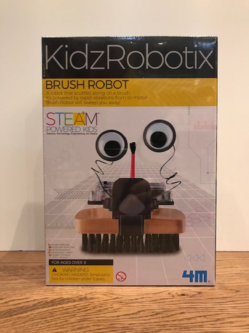 KidzRobotix: Brush Robot