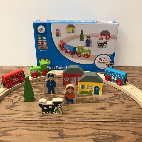 Big Jig: My First Train Set