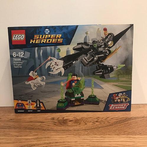 Super Heroes: 76096
