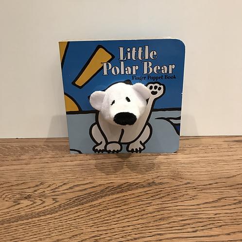 Finger Puppet Book: Little Polar Bear
