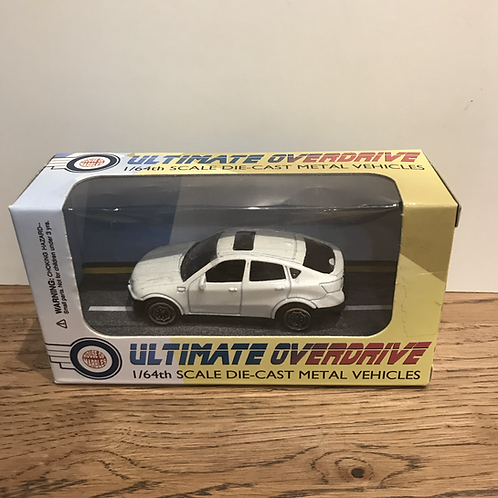Ultimate Overdrive: Toy Car White