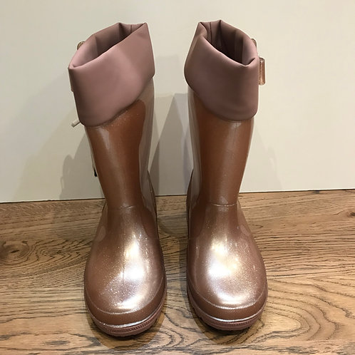 mayoral: Glitter Wellie Boot