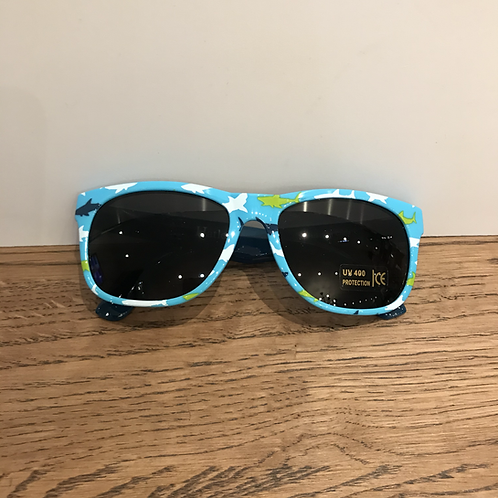 Hatley: Great White Sharks - Blue Sunglasses