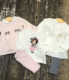 Girls toddler clothing at Sid & Evie's i