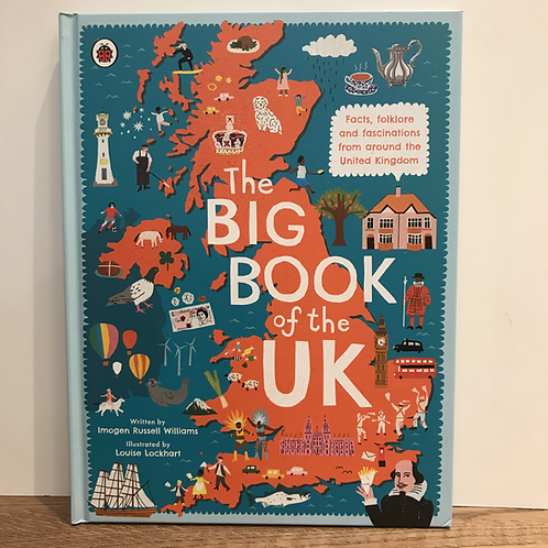 Imogen Williams: The Big Book of the UK