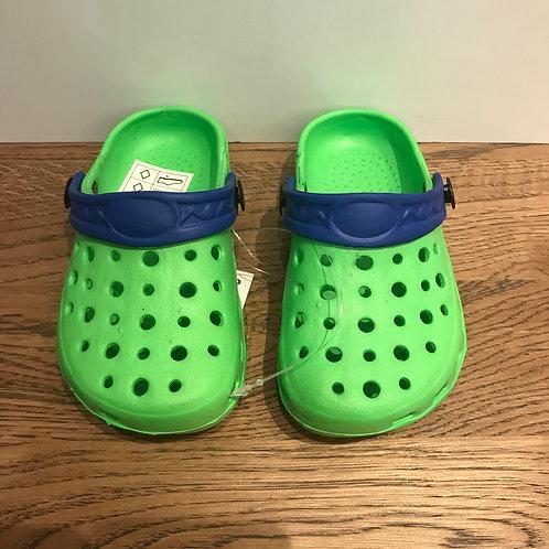 Garden Shoes: Green Waterproof