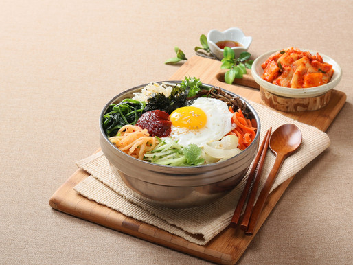 Korea Food Bucket List -                       10 Foods you have to try