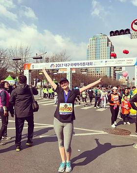 Emily Eckel post race pic in Korea.jpg