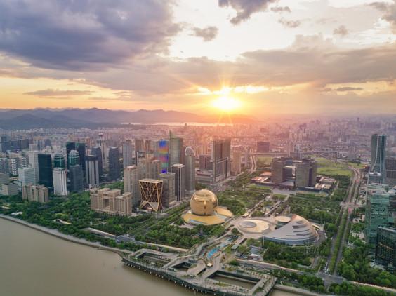 Hangzhou panoramic city scenery.jpg