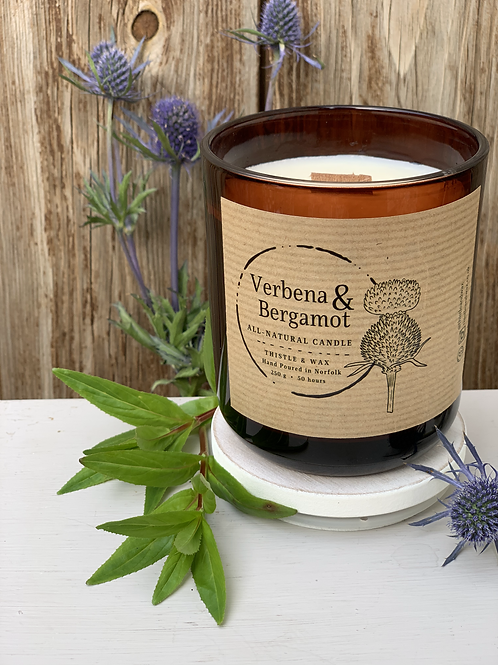 50hr | Verbena & Bergamot