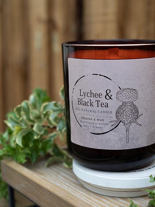 Lychee & Black Tea