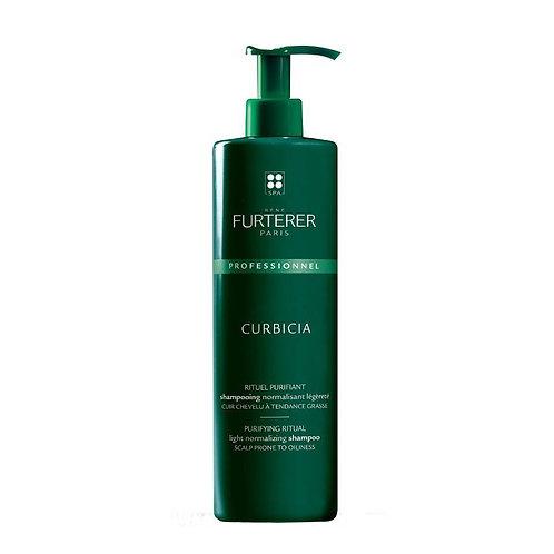 Curbicia René Furterer shampooing normalisant légèreté 600ml