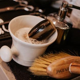 Outils du barbier