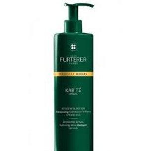 Karité René Furterer shampooing hydratation brillance 600ml